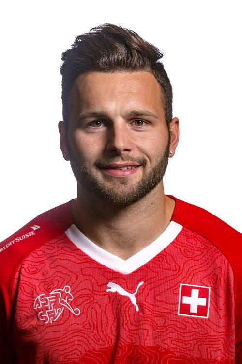 Mittelfeld/Sturm: Renato Steffen (VfL Wolfsburg)