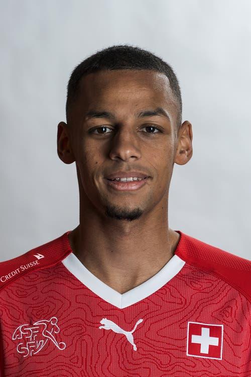 Mittelfeld/Sturm: Djibril Sow (Eintracht Frankfurt)