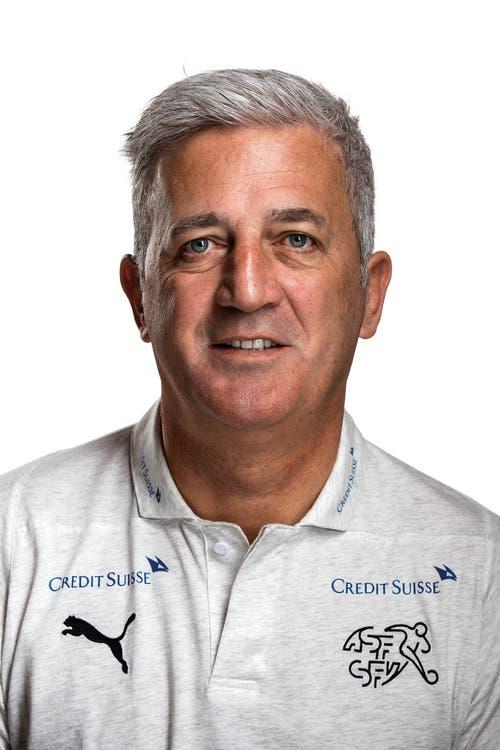 Nationaltrainer: Vladimir Petkovic