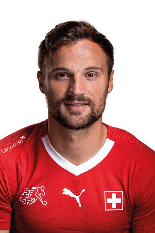 Mittelfeld/Sturm: Haris Seferovic (Benfica Lissabon)