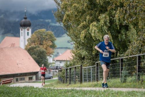 Beat Blättler aus Stallikon. (Bild: Pius Amrein, 6. Oktober 2019)
