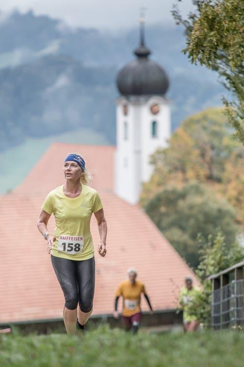 Beatrice Huser aus Luzern. (Bild: Pius Amrein, 6. Oktober 2019)