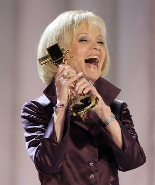 2007 - Die goldene Kambera geht an Liselotte Pulver. (Bild: Jan Bauer / AP)