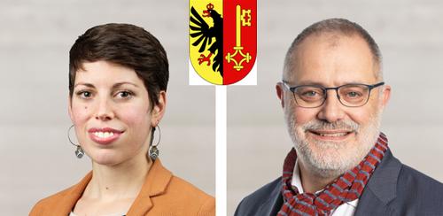 GenfLisa Mazzone (Grüne, 45'998 Stimmen)Carlo Sommaruga (SP, 41'839 Stimmen)