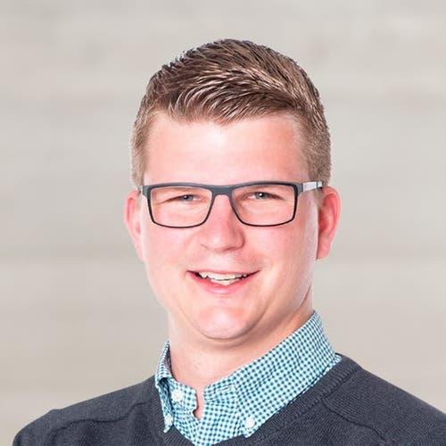 Mike Egger (27) präsidierte die Junge SVP St. Gallen und brachte als Kantonsrat den Vorstoss für das Verhüllungsverbot in St. Gallen ein. Er rutschte Anfang 2019 für Toni Brunner in den Nationalrat nach und wurde im Oktober trotz Sitzverlusten der SVP erfolgreich wiedergewählt. (Bild: Key)