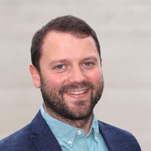 Simon Stadler (31) politisierte in der Jungen CVP. Er vertritt den Kanton Uri neu im Nationalrat (Bild: Key)
