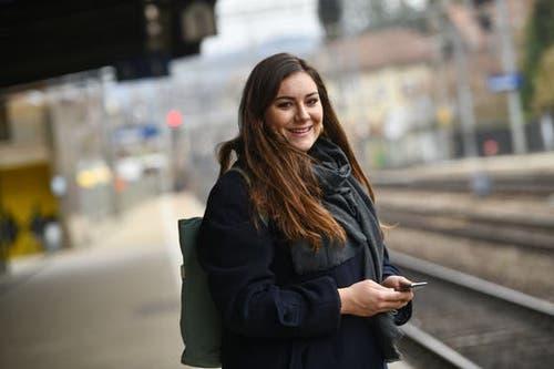 Samira Marti (25), SP-Nationalrätin war Co-Präsidentin der Juso Baselland (Bild: Juri Junkov)