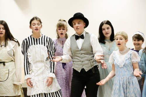 Frauenfeld TG , 04.11.2019 / Kindertheater Felicitas