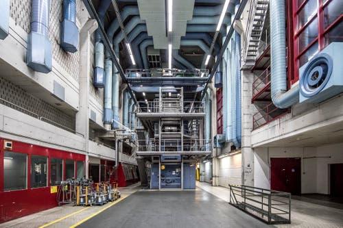 Seit diesem Jahr stehen sie definitiv still, die Maschinen der einst modernsten Druckerei Europas.