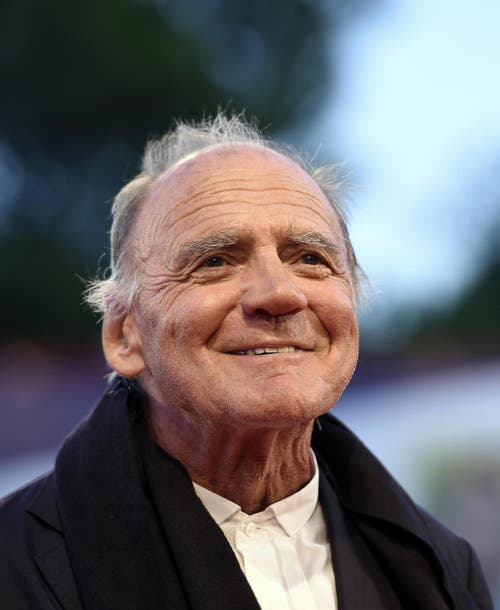 Am 10. September am Filmfestival in Venedig. (Bild: Keystone)