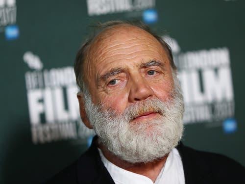 Der Schweizer Schauspieler Bruno Ganz ist im Alter von 77 Jahren gestorben. (Bild: KEYSTONE/EPA/NEIL HALL)