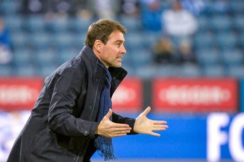 Im Juni 2018 vermeldete der FC Luzern dann die Verpflichtung von Rene Weiler als neuen Chefcoach. Am Sonntag, 17. Februar 2019 wurde er per sofort freigestellt.(Martin Meienberger/freshfocus)