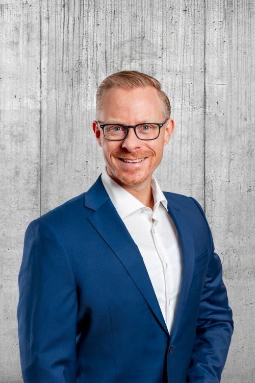 Christoph Amstad, 39, Emmenbrücke.