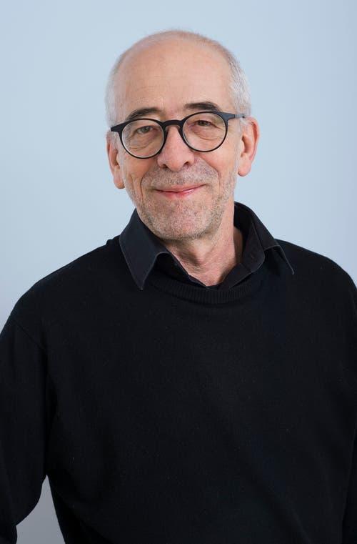 Mario Gsell,60, Kaltbach.
