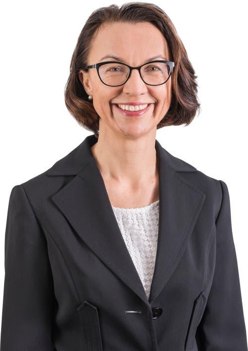 Bernadette Rüttimann Oehen, 50, Lieli.