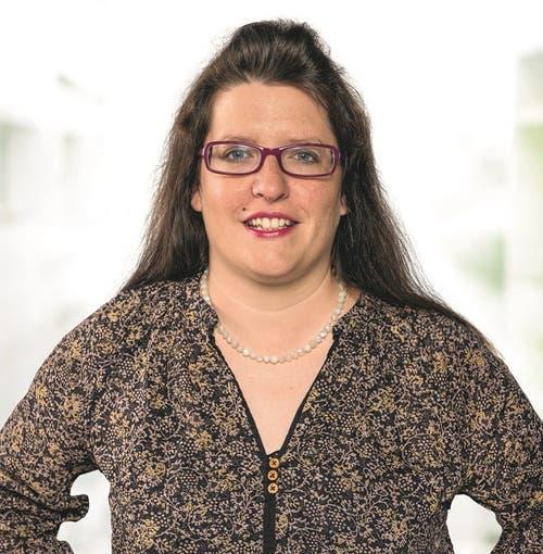 Claudia Herzog, 36, Römerswil.