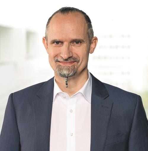 Christian Kravogel, 50, Emmenbrücke.