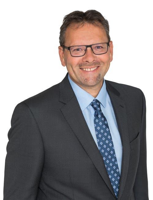 Daniel Rüttimann, 51, Hochdorf.