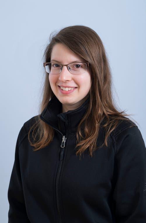Laura Stampfli, 19, Schenkon.