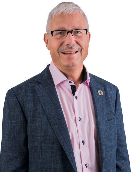 Antonio Hautle, 57, Schenkon.