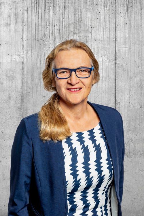Daniela Ammeter Bucher, 56, Hochdorf.