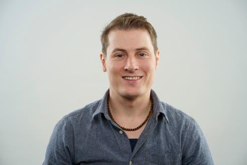Christian Fischer, 37, Nottwil.