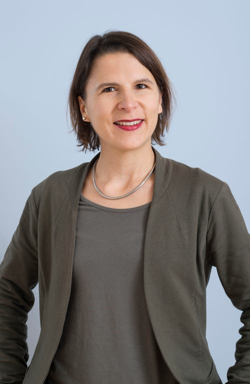 Meta Lehmann, 41, Oberkirch.