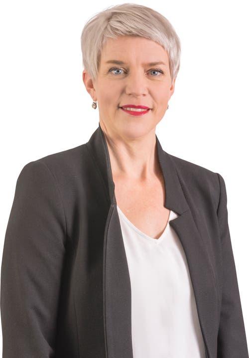Claudia Wedekind, 44, Ermensee.