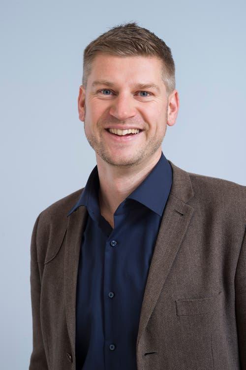 Christian Sager, 38, Mauensee.