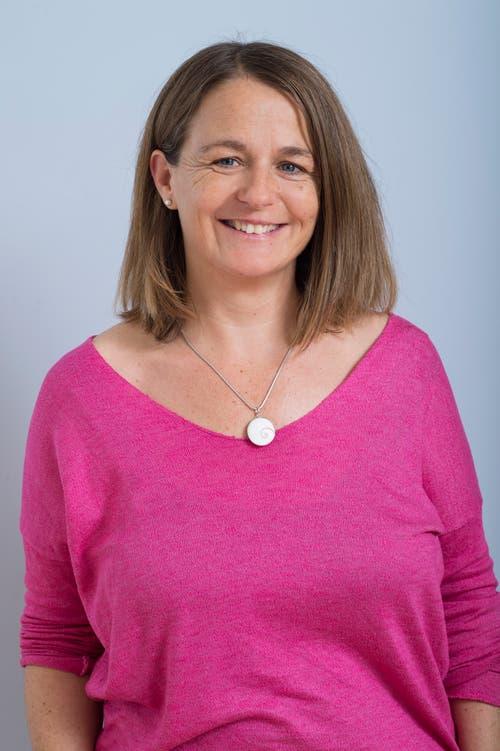 Luzia Lustenberger, 49, Emmenbrücke.
