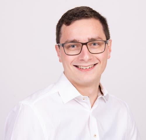 Martin Hofstetter, 24, Entlebuch.