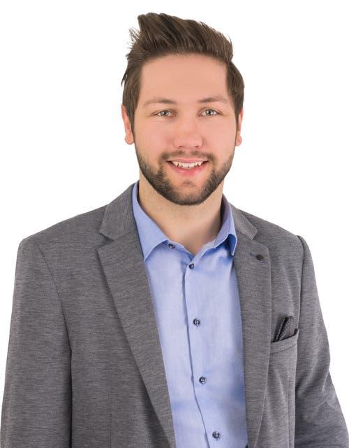Simon Felder, 22, Entlebuch.