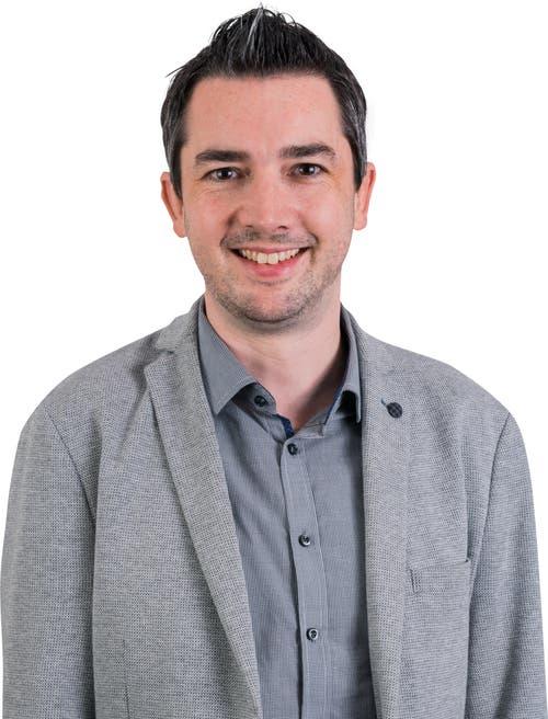 Markus Estermann, 34, Hildisrieden.