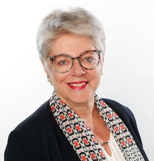 Angela Lüthold-Sidler (bisher), 62, Nottwil.