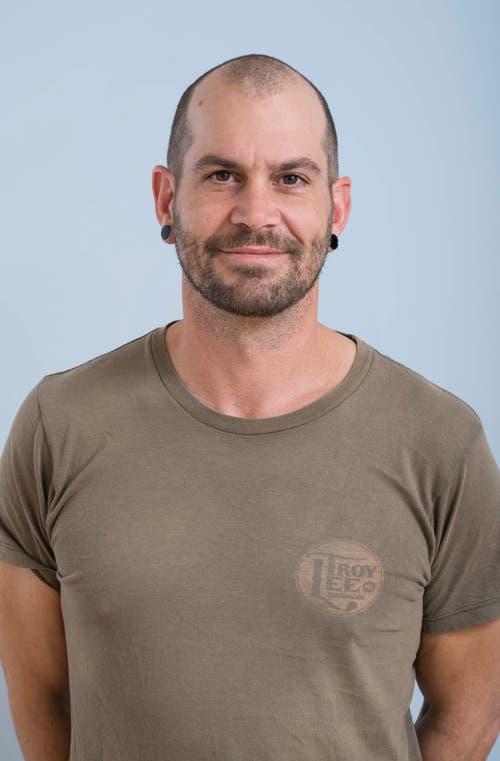 Markus Kieliger, 39, Zell.