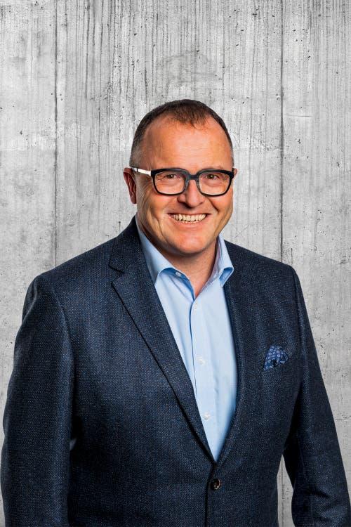 Erich Meier, 53, Reiden.