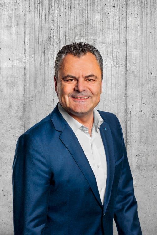 Georg Dubach (bisher), 55, Triengen.
