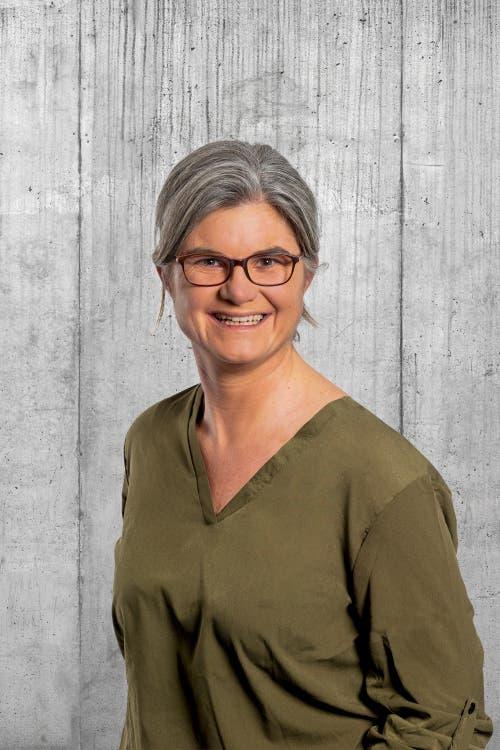 Priska Hafner, 44, Grosswangen.