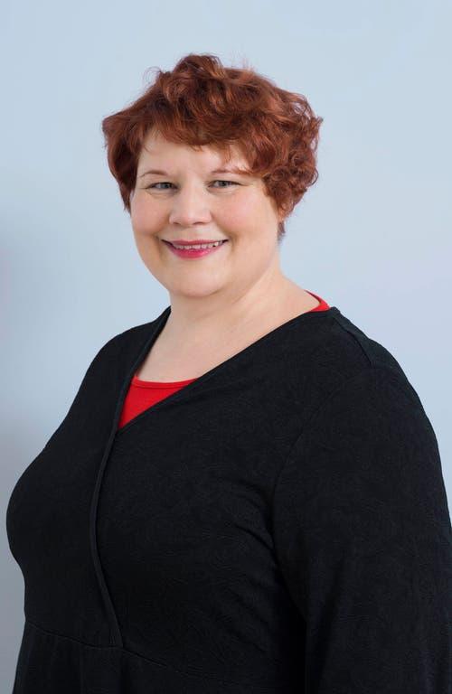Barbara Bühlmann, 50, Escholzmatt.