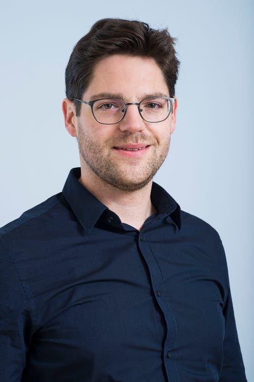 Mario Schmid, 35, Escholzmatt.