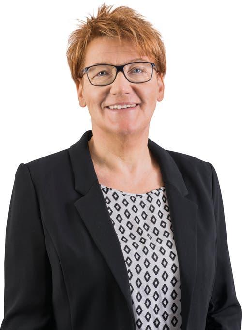 Sonja Schumacher-Baumeler, 51, Doppleschwand.