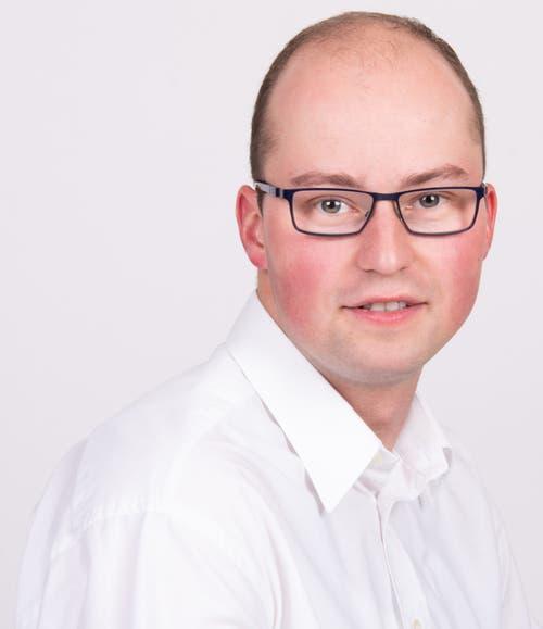 Thomas Jenni, 28, Entlebuch.