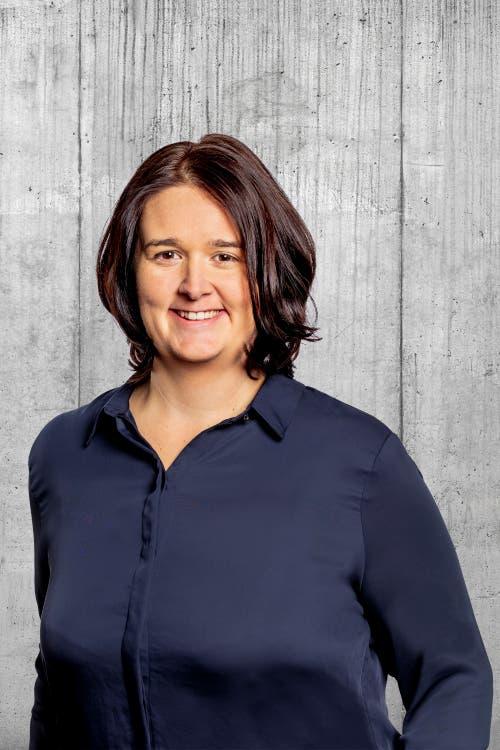 Ramona Gut-Rogger, 36, Emmenbrücke.