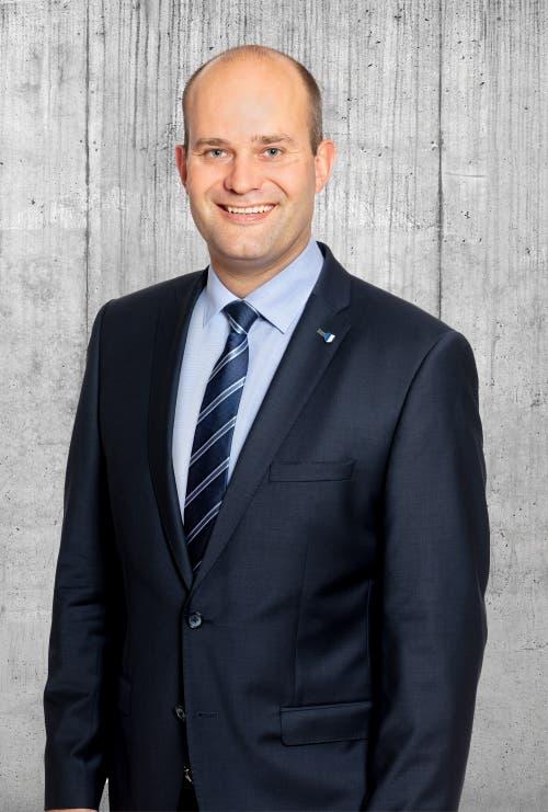 Fabian Peter (bisher), 42, Inwil.