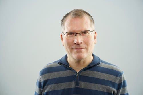 Peter Lerch, 56, Emmenbrücke.