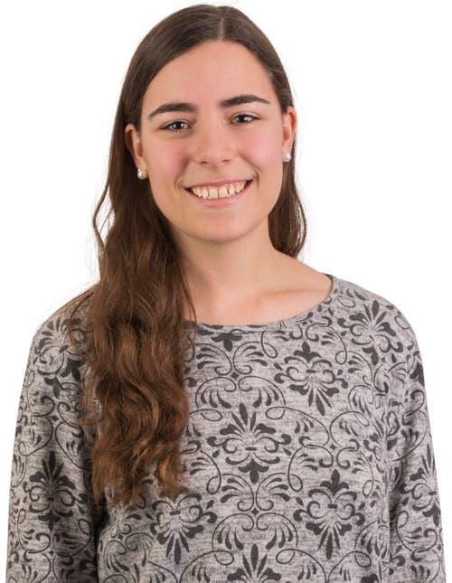Corina Käppeli, 24, Grosswangen.