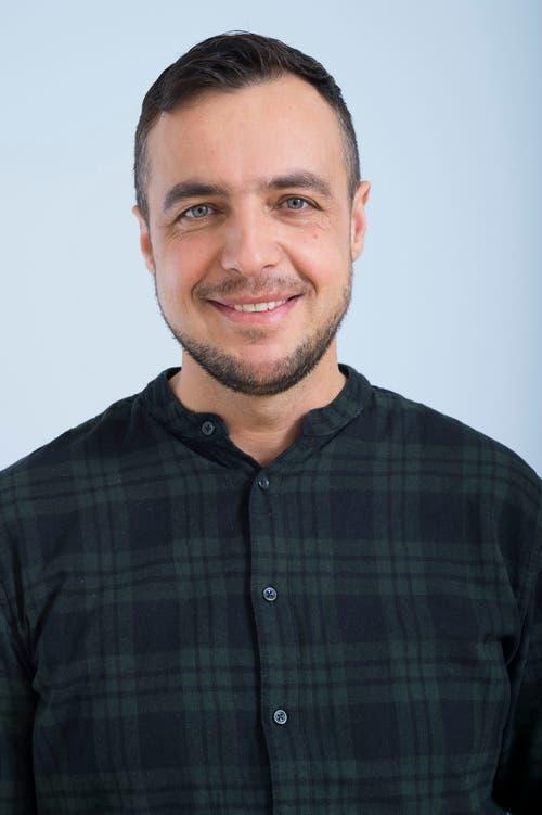 Hajredin Rexhepi, 40, Geuensee.