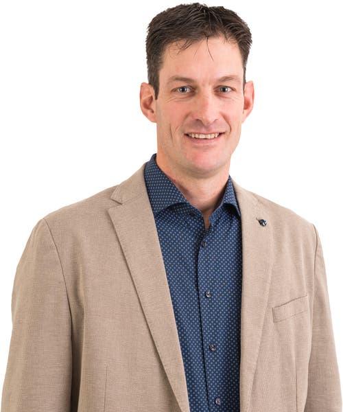 Thomas Oehen (bisher), 45, Aesch.