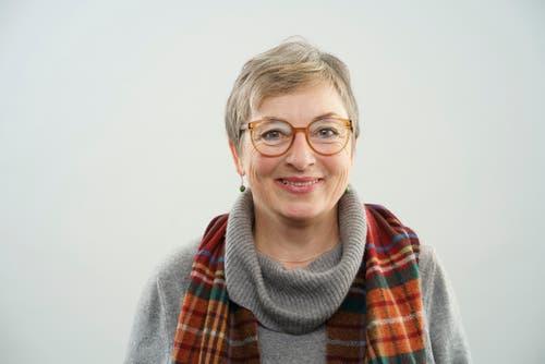 Claudia Christen Weizenegger, 57, Neudorf.