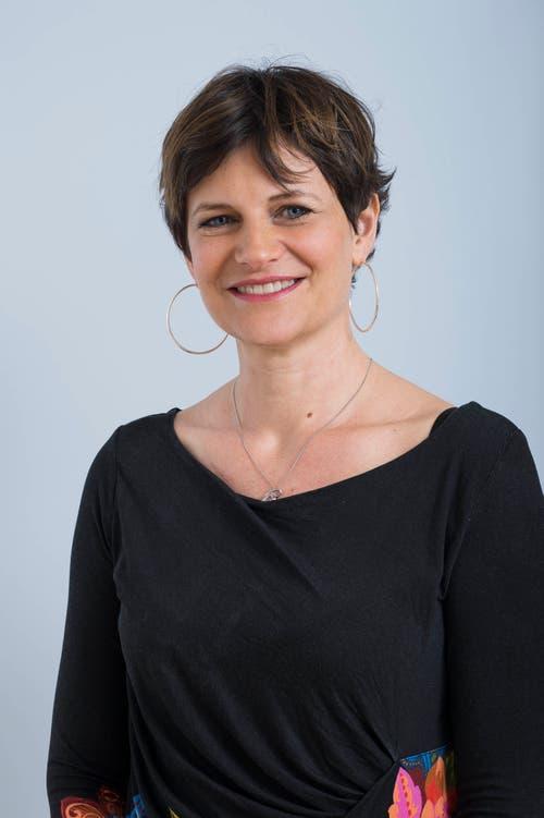 Martina Colatrella-Müller, 44, Inwil.